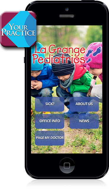 La Grange Pediatrics Mobile App